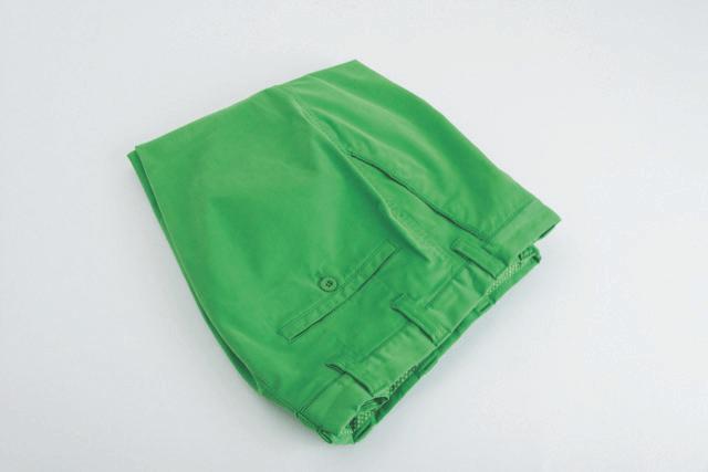 Pantalon vert clair - Christian Ambrosio
