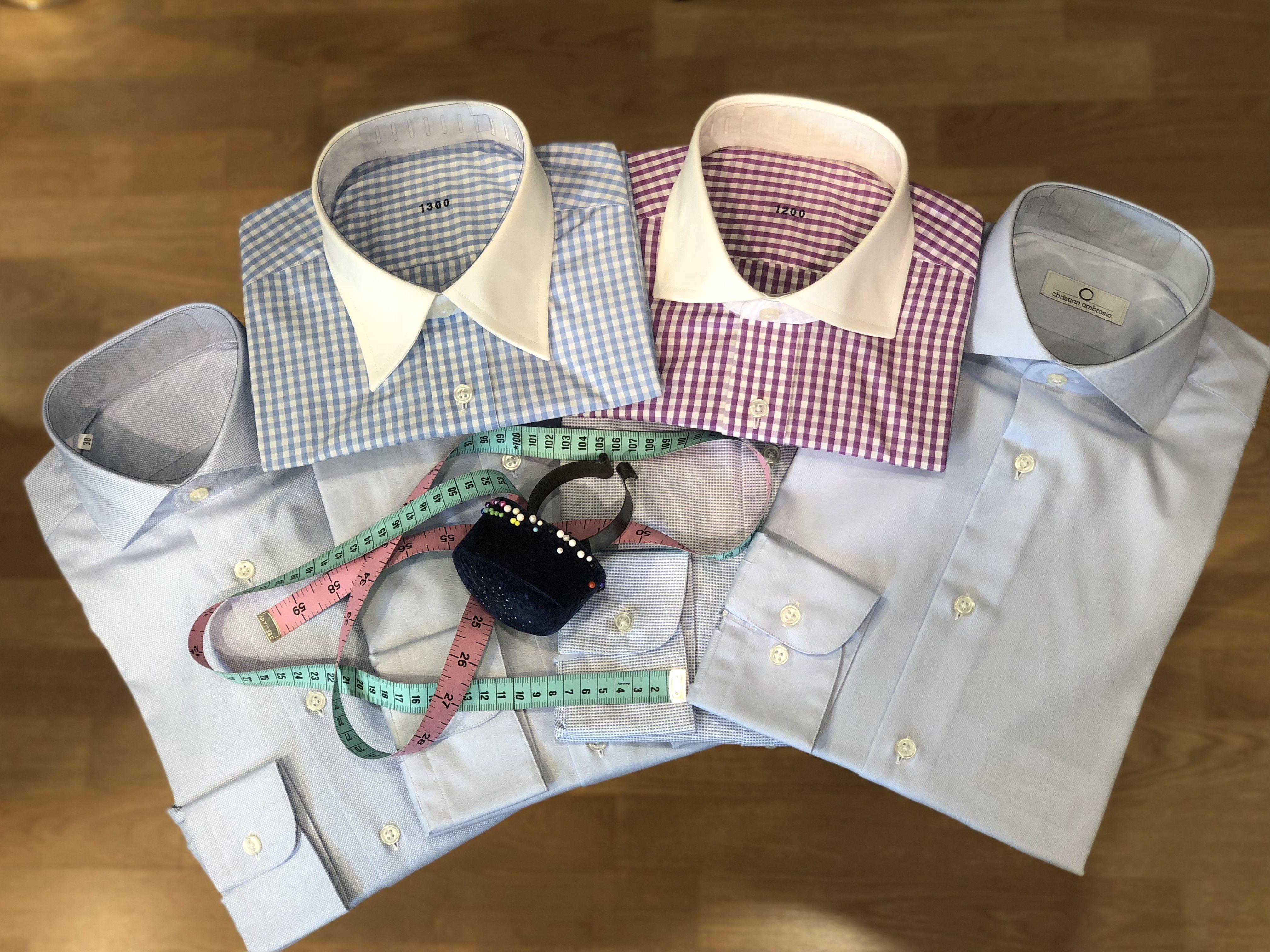 Chemises 5 - Christian Ambrosio