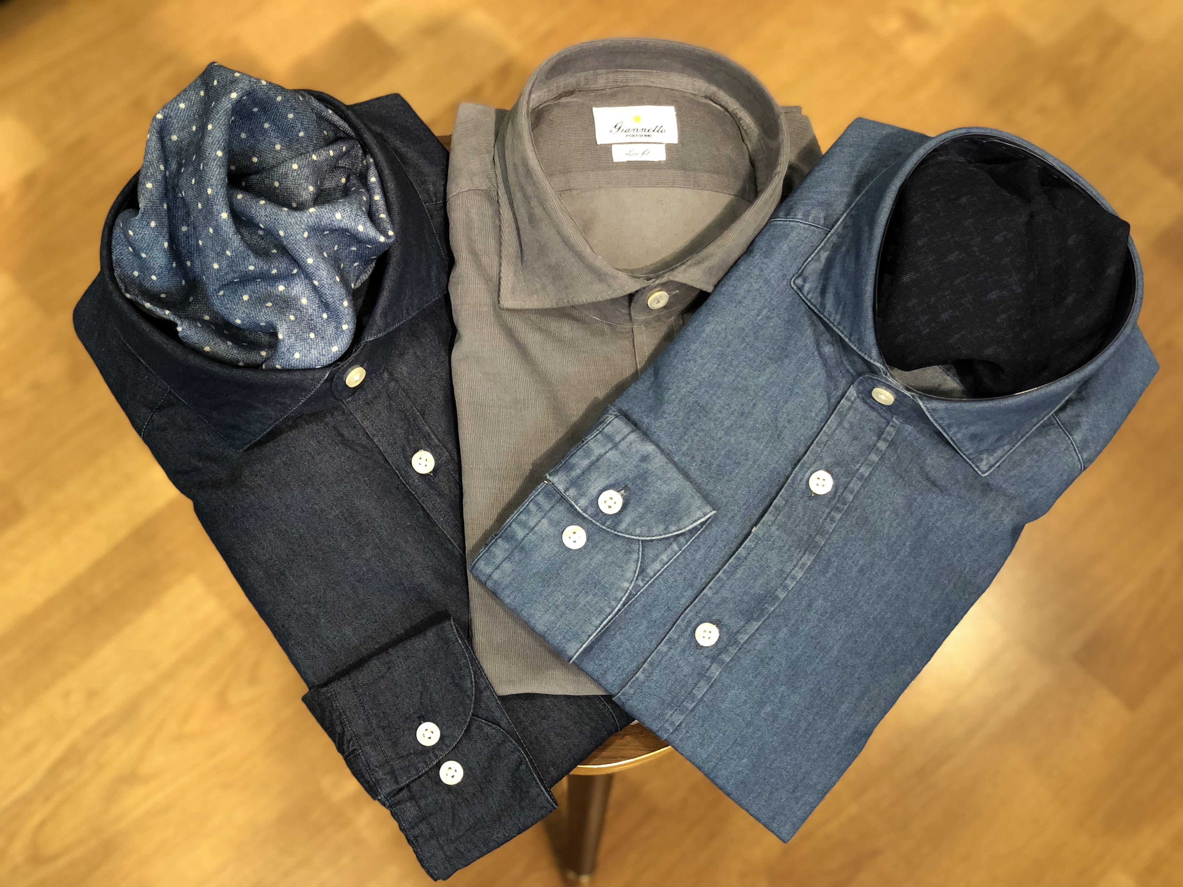 Chemises 1 - Christian Ambrosio