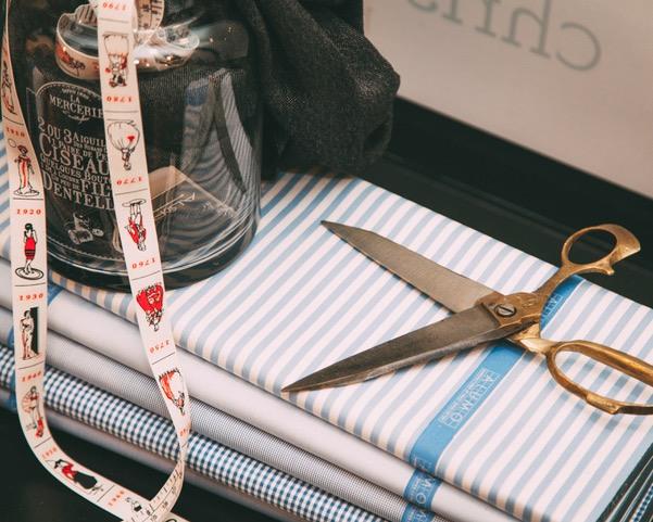 Coupe chemises - Christian Ambrosio