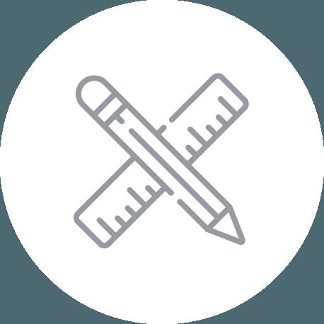 Icône prise de mesure - Christian Ambrosio