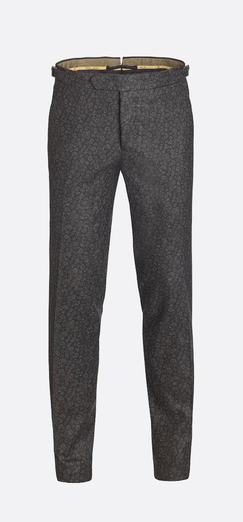 Pantalon 1 - Fond Gris - Christian Ambrosio