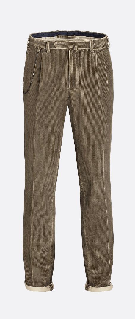 Pantalon 3 - Fond Gris - Christian Ambrosio