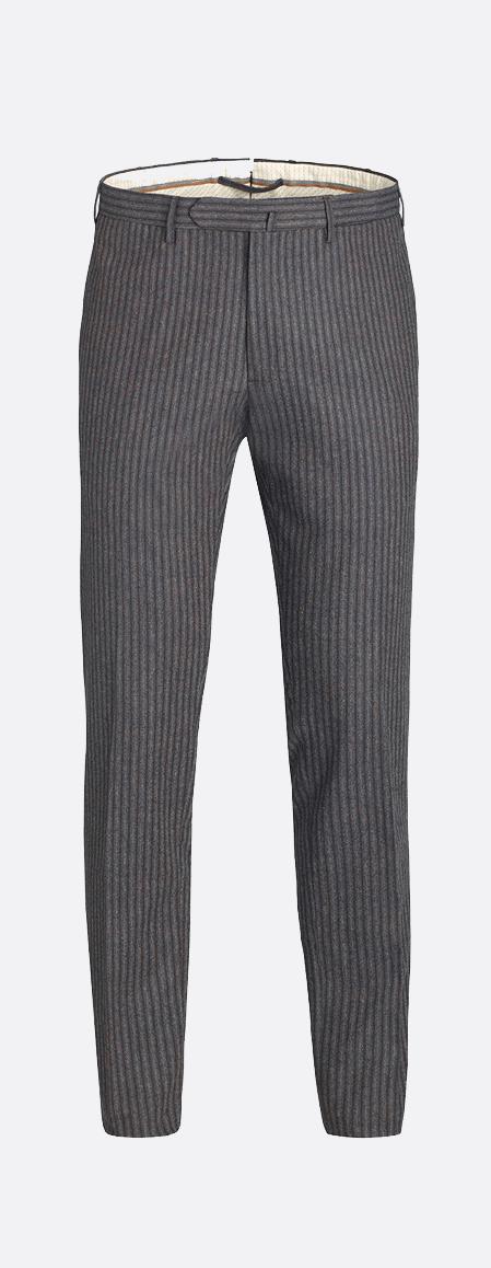 Pantalon 4 - Fond Gris - Christian Ambrosio