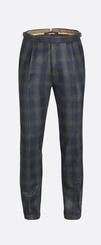 Pantalon 5 - Fond Gris - Christian Ambrosio
