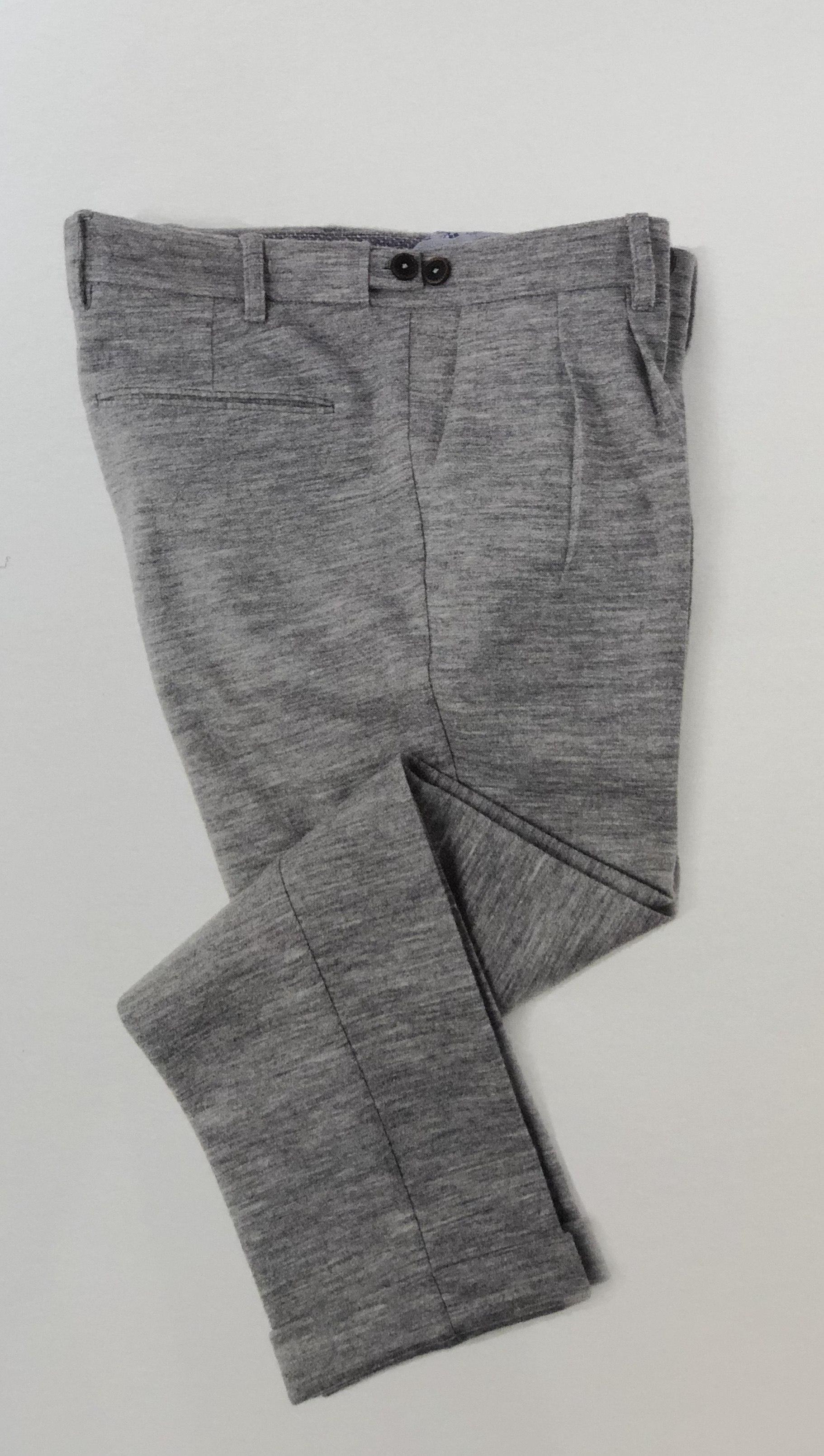 Pantalon gris clair - Christian Ambrosio